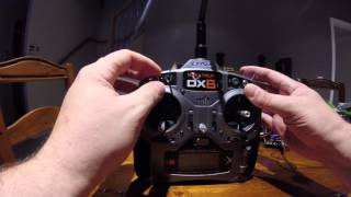 DX6i Cleanflight/Betaflight (2.4.1) Flight Modes & Buzzer Setup Channel Mixing