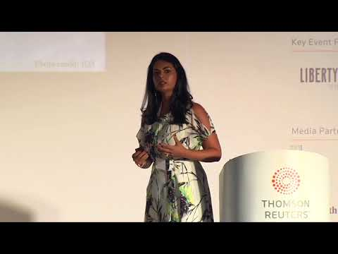 Thomson Reuters Anti-Slavery Summit 2017 - Access To Justice Spotlight