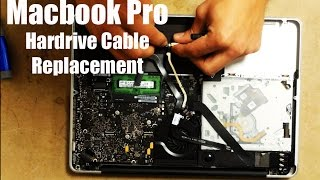Macbook Pro Hard Drive Cable Replacement