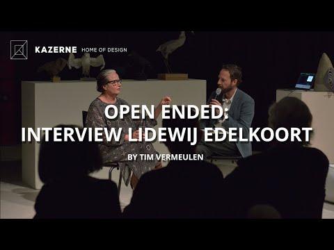 Open Ended - Lidewij Edelkoort: Lecture