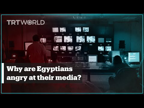 Why do Egyptians want to storm Cairo's Media Production City?