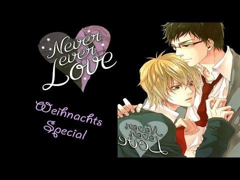 [Yaoi] Never Ever Love [Christmas-Special] Full Manga [German]
