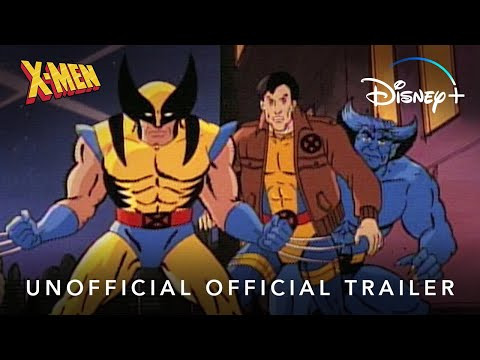 X-Men: The Animated Series | Unofficial Official Trailer | Disney+