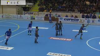 Resum de l'OC Barcelos 6-5 HC Braga SAD