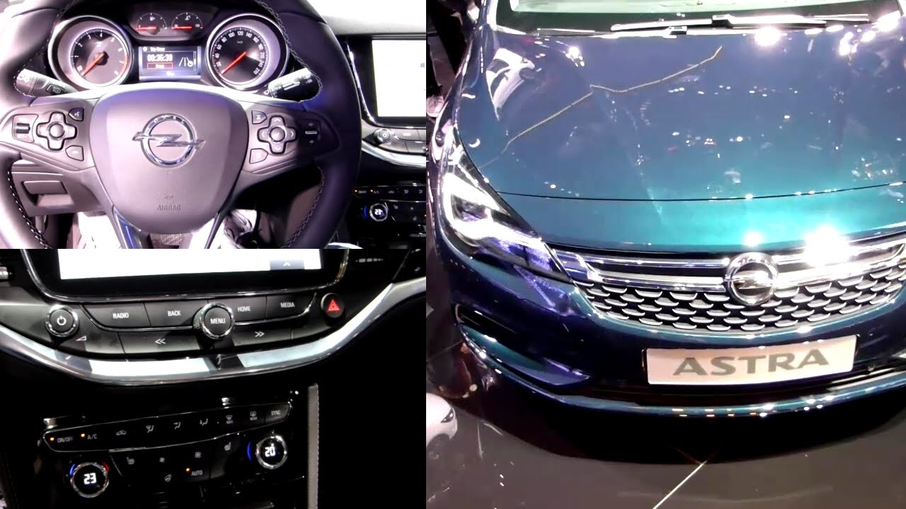2016 opel astra 1 4 innovation exterieur interieur in detail iaa 2015 youtube. Black Bedroom Furniture Sets. Home Design Ideas