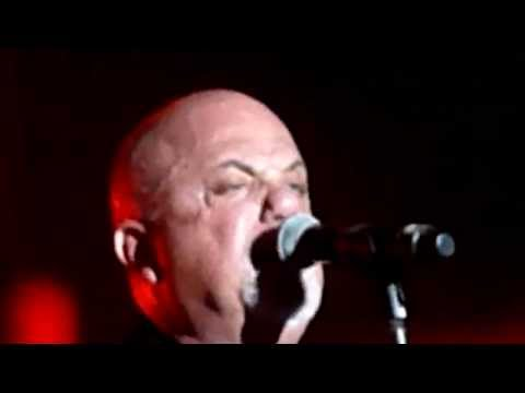 Billy Joel Chainsaw Live Bonnaroo Music Festival Manchester TN June 14 2015