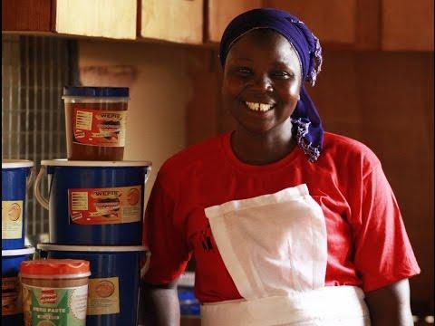 Rural Africa's Women Entrepreneurs: Sohua's story (1)
