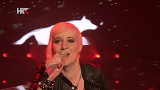 "Nina: ""She Wolf"" - The Voice of Croatia - Season1 - Live4"