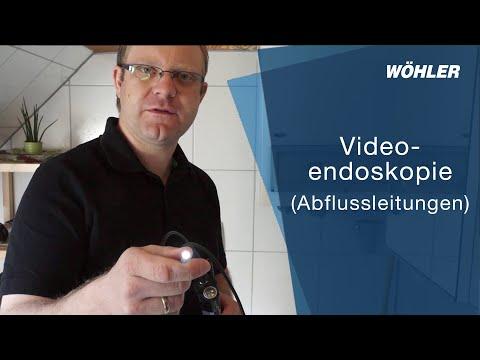 Videoendoskopie (Abflussleitungen)