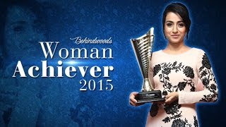 Trisha Krishnan | Woman Achiever 2015 | Award Ceremony