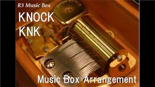 KNOCK/KNK [Music Box] Resimi