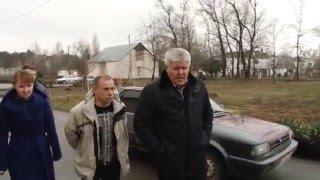 Сергеев өзі тексерді, қалай жүріп жатыр жөндеуге дайындау спорт мектебінде ауылының Жүзім