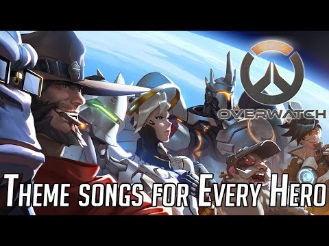 Overwatch — Theme Songs For Every Hero