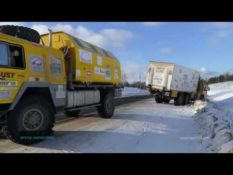 Siberia Arctic Expedition 2015 Stage1 - ShortSummary 720p
