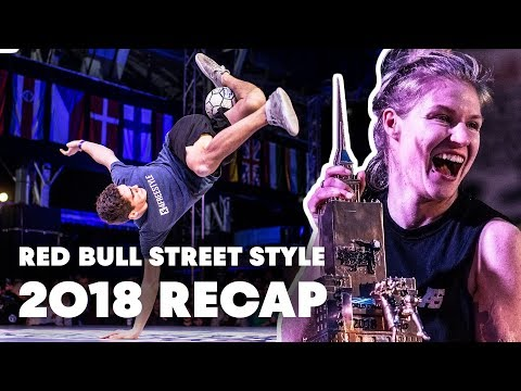 Freestyle Football in Poland | 10 Years Of Red Bull Street Style Highlights