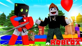 PLAYING WITH TOYS?! - ROBLOX [English/HD]