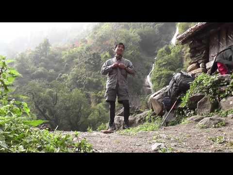 ダウラギリ周遊トレッキング Round Dhaulagiri Frech Pass 5334m  Trekking in NEPAL