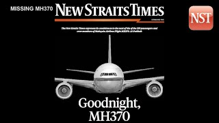 MH370 anniversary: A tribute to MH370