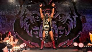 "WWE NXT   ""Bruiserweight"" by CFO$ (Pete Dunne 2nd Theme Song)"