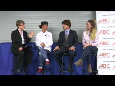 Essential Skills Celebrity Panel: Skills Canada National Competition 2016