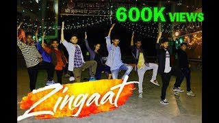 Zingaat Hindi | Dhadak | Dance Cover | Ishaan & Janhvi | Ajay Atul