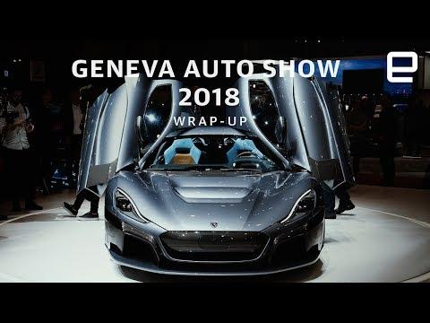 The fast EVs taking on Tesla | Geneva Auto Show 2018