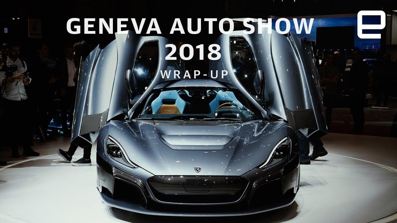 The Fast Evs Taking On Tesla Geneva Auto Show 2018