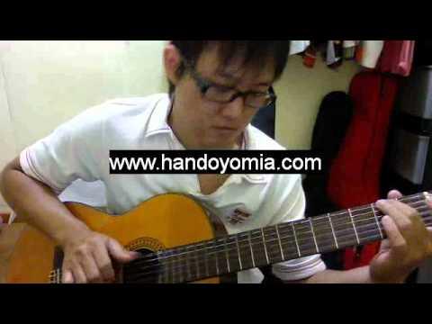 你是我的唯一 Ni Shi Wo De Wei Yi - / 巫启贤 - Fingerstyle Guitar Solo