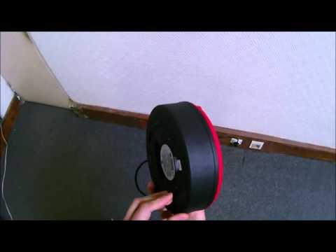 Enrouleur rallonge lectrique 5 m tres chez digitprice - Enrouleur electrique vide ...