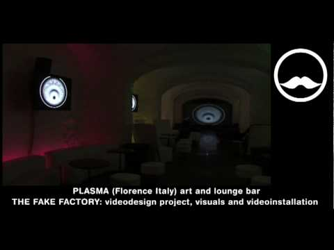 PLASMA. VIDEO ART GALLERY & LOUNGE BAR. FIRENZE