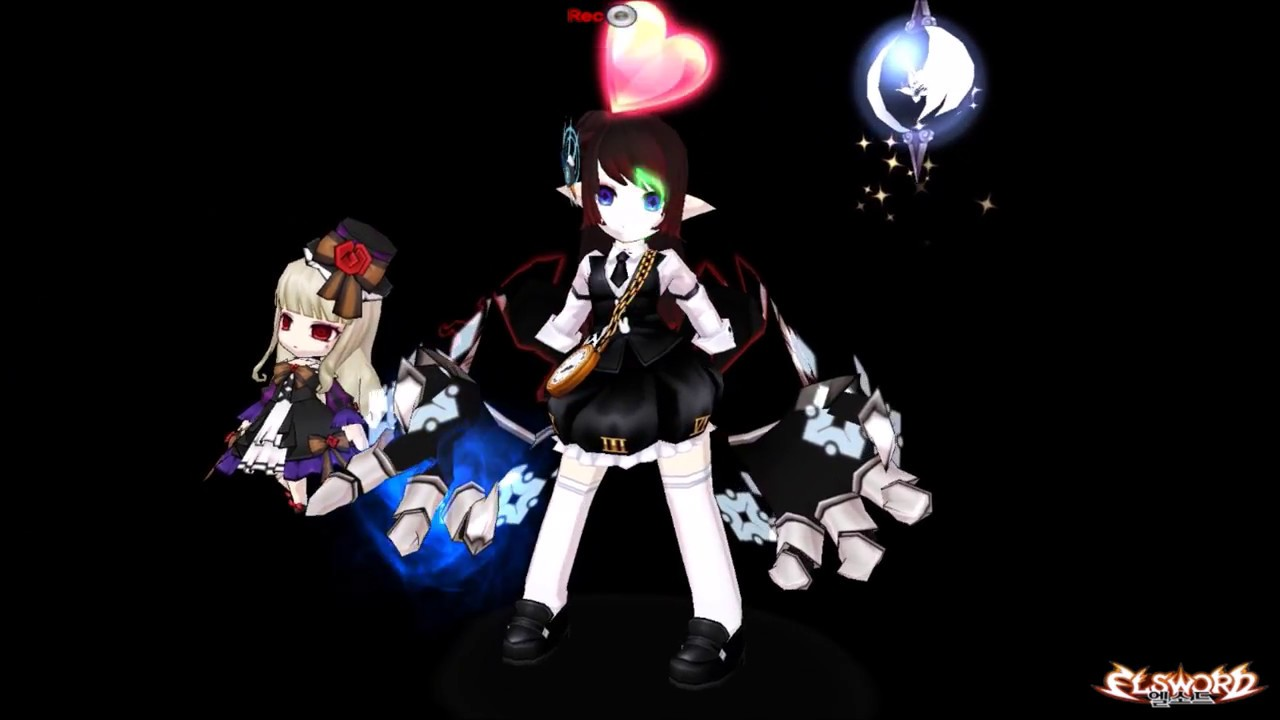 Elsword - Bunny one piece avatar - Ver  for female characters