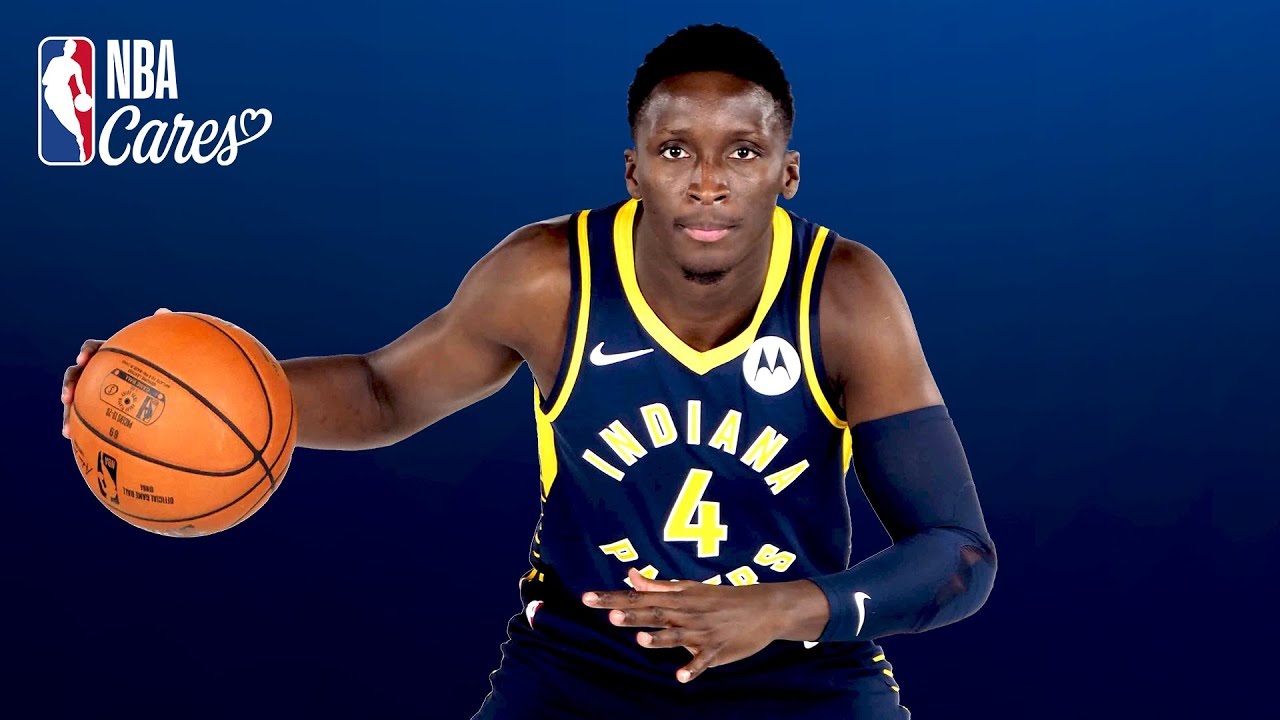 A message from Victor Oladipo