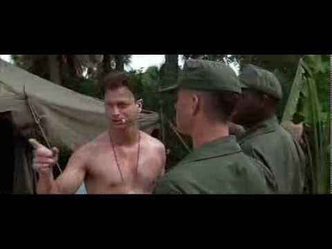 Forrest meets Lt. Dan Forrest Gump, 1994