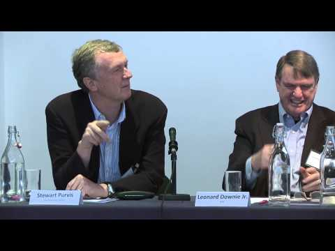 Can We Trust Our News? 05 Panel 1: Can journalism be trusted in the digital age? Q&A