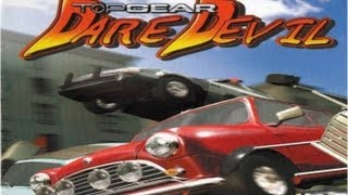 Classic PS2 Game Top Gear Dare Devil on PS3 in HD 1080p