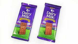 New Dairy milk CHAMPION'S PACK