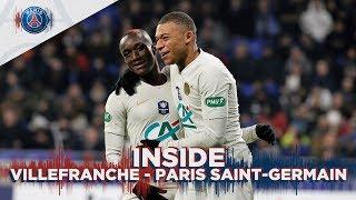 INSIDE - VILLEFRANCHE vs PARIS SAINT-GERMAIN