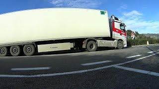 как нагрузить ведущую ось магистрального тягача!?