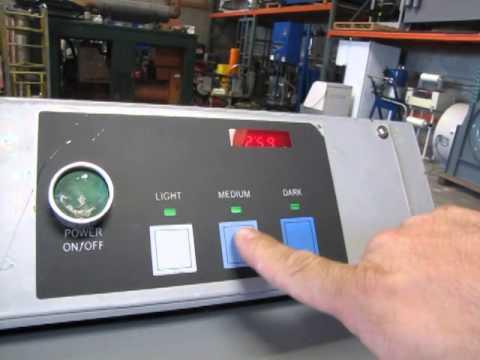 FM Fluid Management 5 Gallon H5 Mixer Paint Shaker Red Devil