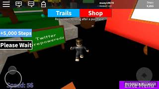 I'm flashing in roblox