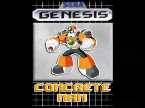 Concrete Man 16-Bit Theme