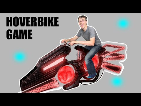 VR Hoverbike Simulator Game #4 | XRobots