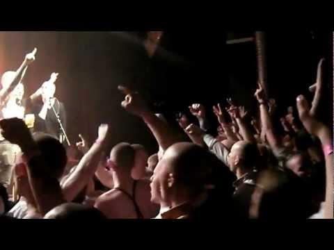 4 Skins/ Chaos  Stockholm  7.4.2012