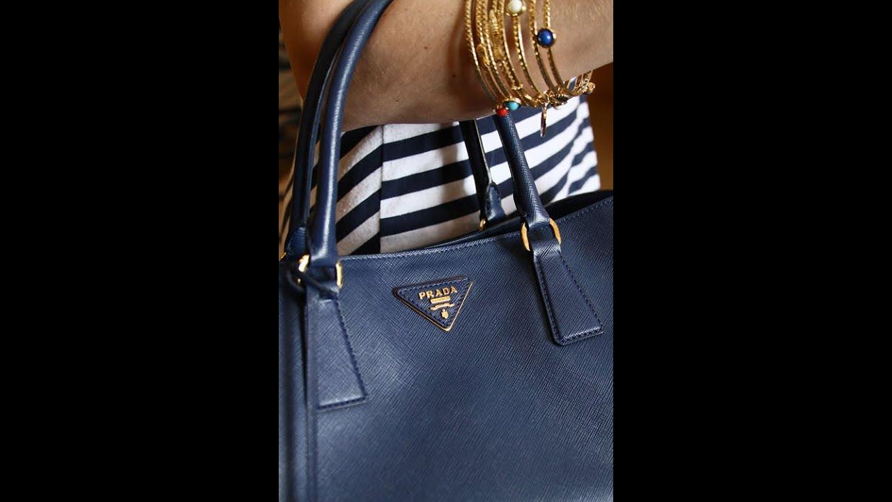 305bfa55a8eb25 Heather's Couture Corner - Review of the Prada Saffiano Garden Tote ...