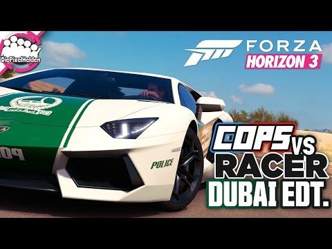 FORZA HORIZON 3 - CvR - DUBAI Edition - MULTIPLAYER - Let's Play Forza Horizon 3