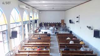 Culto  EBD Santa Ceia- 06/9/2020 - IPB Tingui
