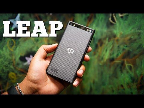 BlackBerry Leap, Review, análisis y características en español.