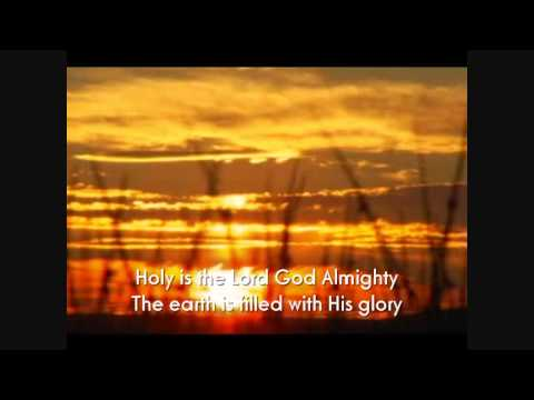 Holy Is The Lord - Chris Tomlin Karaoke with lyrics