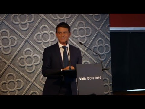 Ex primer ministro francés va por la alcaldía de Barcelona