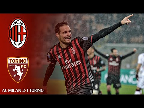MILAN 2-1 TORINO | Coppa Italia - HD Goals & Higlights | MilanActu